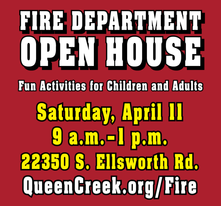Fire Open House 2015