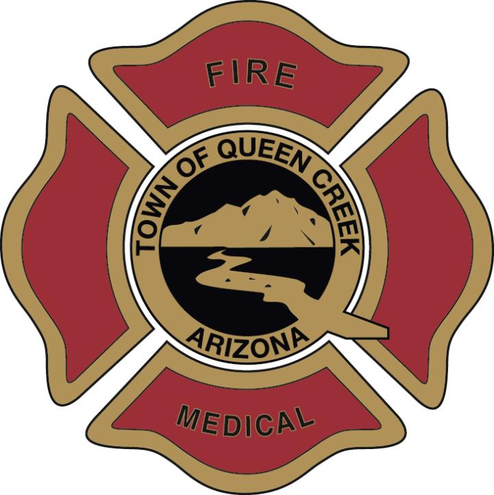 QC Fire and Medical Logo