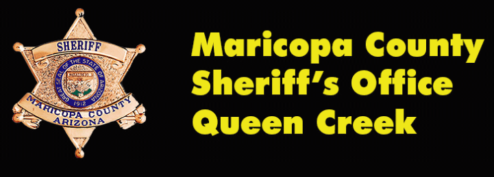 MCSO Queen Creek Encourages Back to School Safety