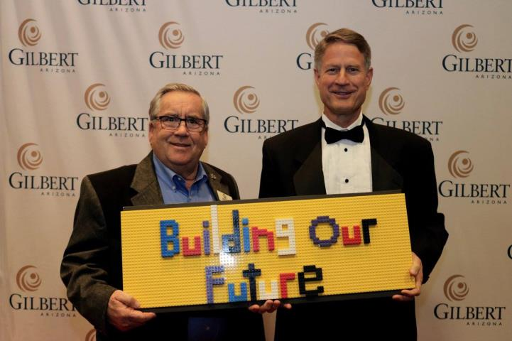 Gilbert State of Town