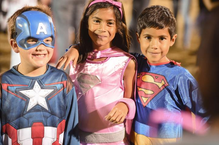 Queen Creek and MCSO Encourage a Fun and Safe Halloween