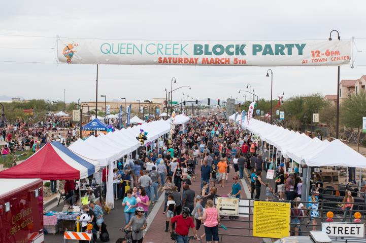 "Save the Date: Queen Creek's Third Annual Block Party to Boast ""Extreme"" Theme"