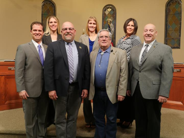 Queen Creek Swears in New Town Council