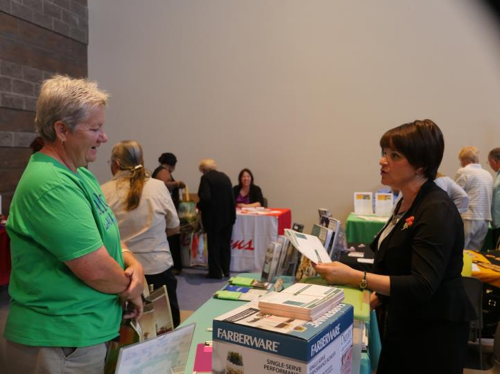 Explore Health and Wellness at Queen Creek's Young at Heart Senior Health & Wellness Expo
