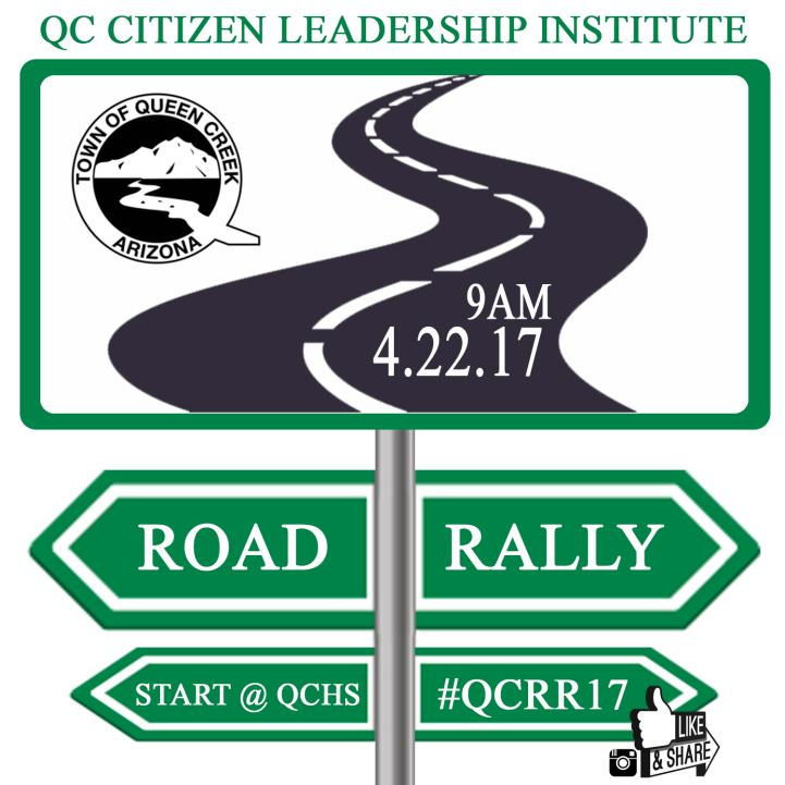 QC Road Rally