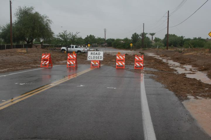 Are you prepared for monsoon storms latest news queen creek az road closed flood solutioingenieria Gallery