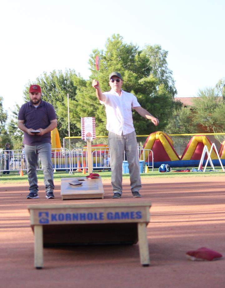 Calling All Cornhole Competitors – Sign Up for Queen Creek's Battle of the Bags