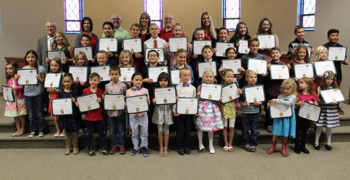 🌟Queen Creek Town Council Recognizes Local Elementary Students 🌟