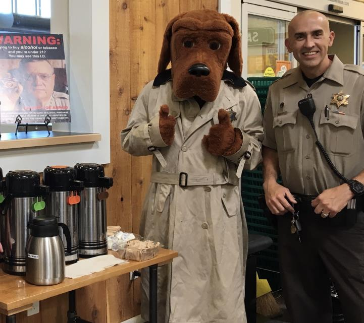 🚓 ☕️ Meet Your QC Deputies at Coffee with a Cop on Feb. 17 ☕️ 🚓