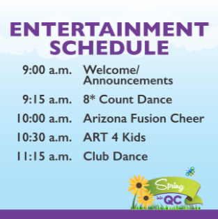 SIQC18 - Entertainment Schedule
