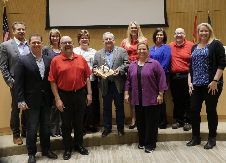 Queen Creek's Trash & Recycling Outreach Efforts Receive SWANA Award