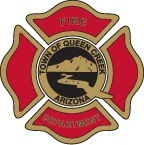 Queen Creek Fire Department Logo