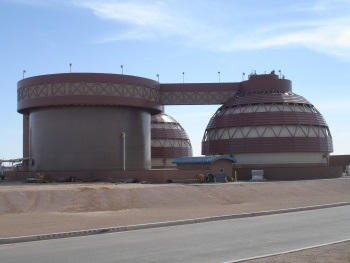 GWRP digesters