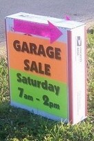 Sign Page (Garage Sale)