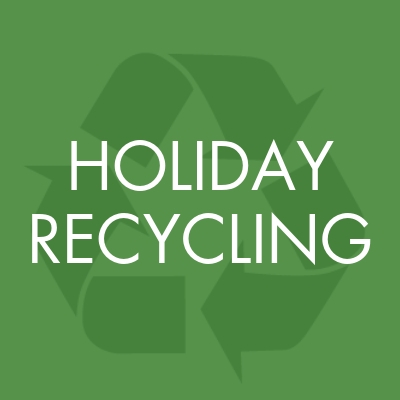 Queen Creek to Offer Two Free Recycling Events for Christmas Trees, Electronics and Paint