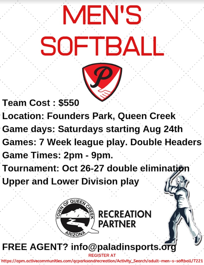 Adult Sports | Queen Creek, AZ