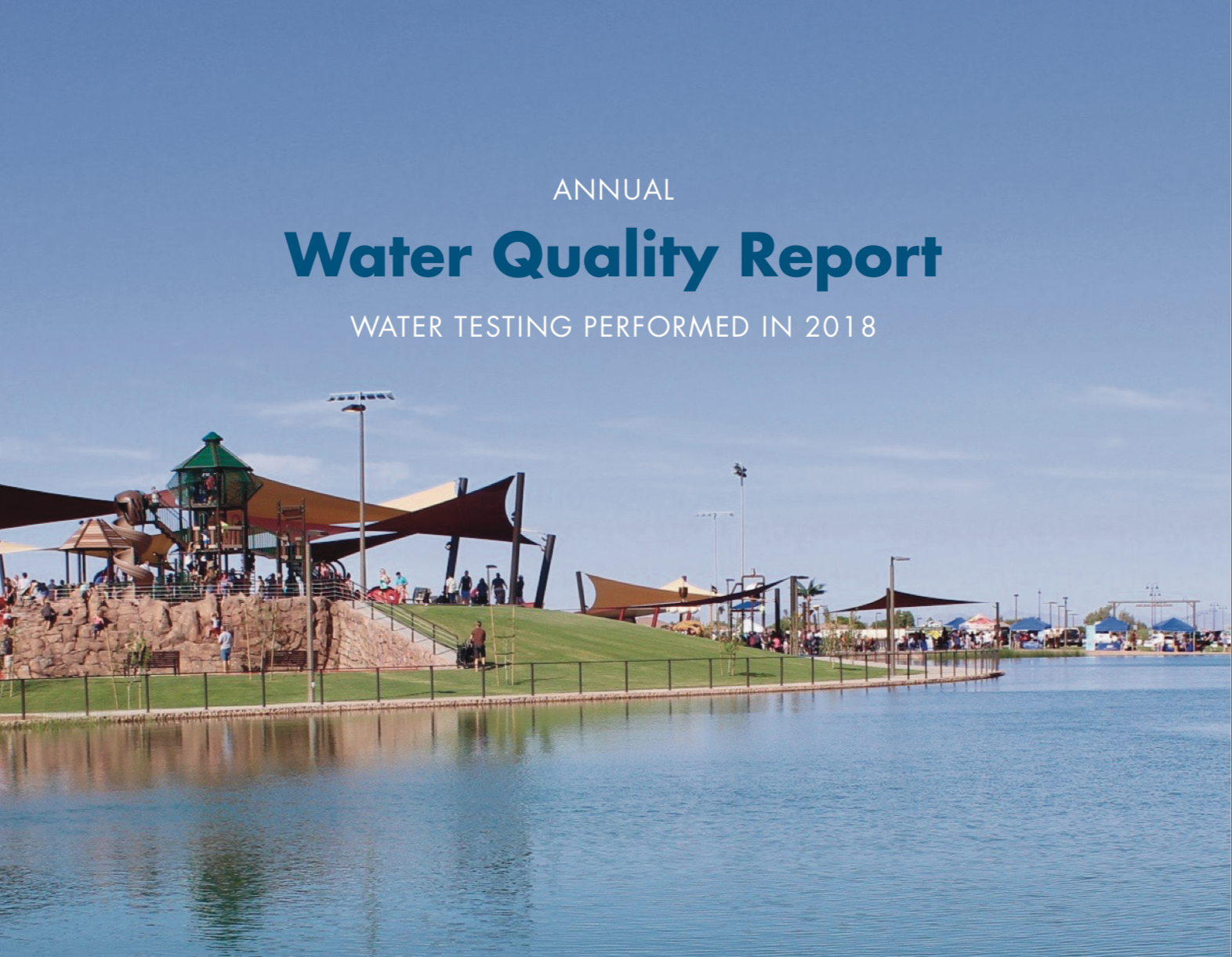 2018 Queen Creek Annual Water Quality Report Now Available