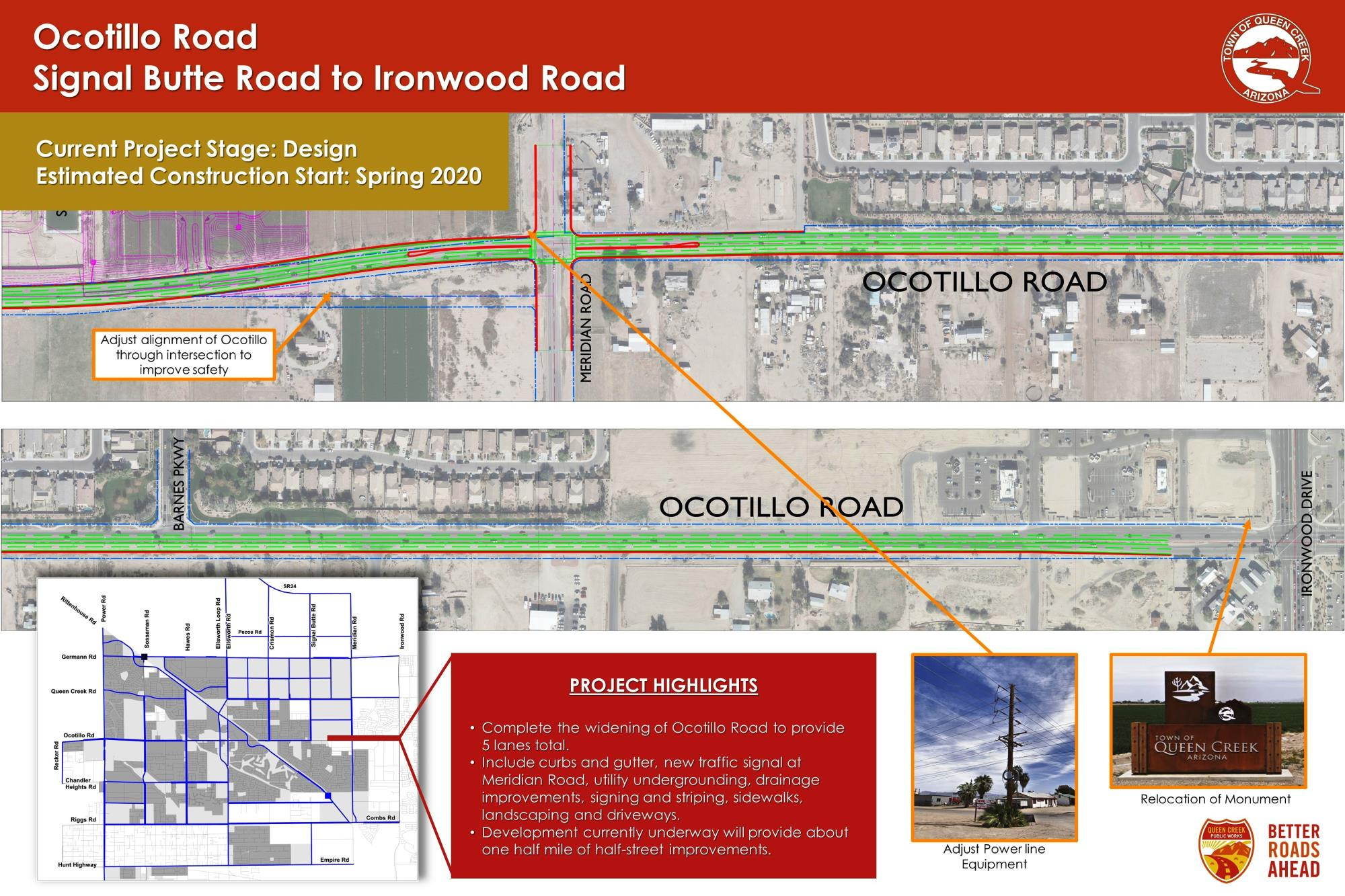 A0115 OCOTILLO - SIGNAL BUTTE TO IRONWOOD RD