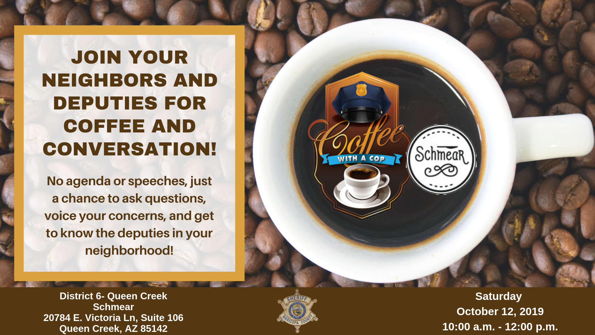 Coffee with a Cop (1)