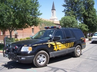 Maricopa County Sheriff's Office Vehicle