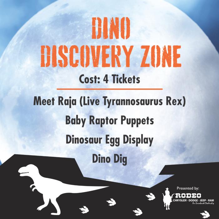 TT18 - Dino Discovery Zone