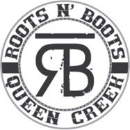 Root N' Boots Queen Creek Logo