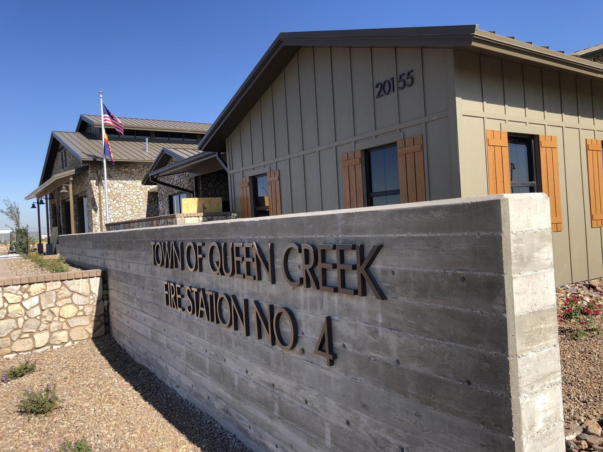 Fire Medical Queen Creek Az